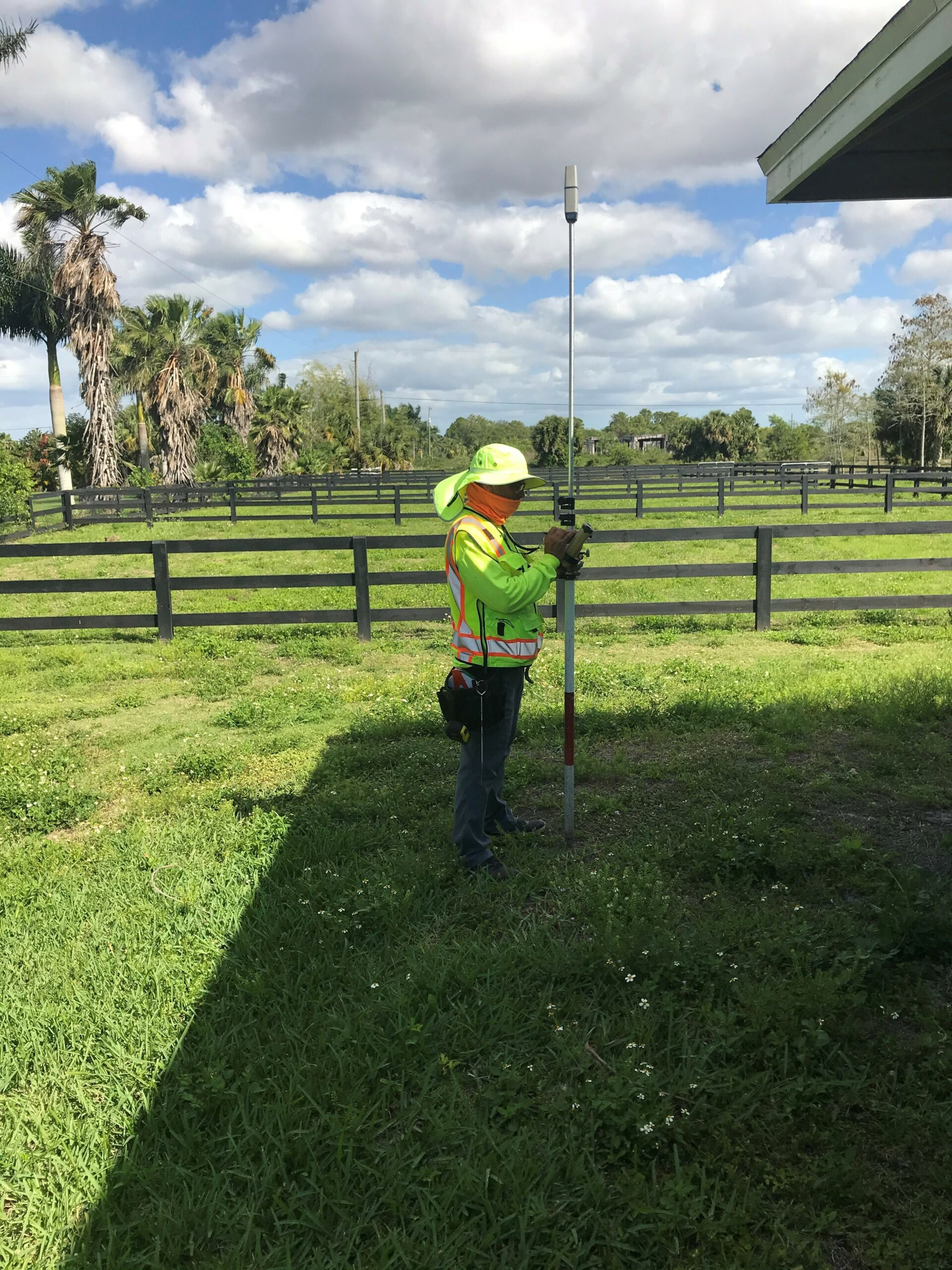 South Florida topography survey
