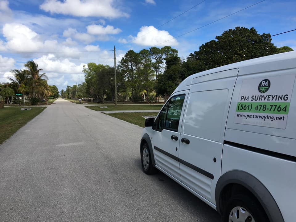 Right of Way Survey South Florida